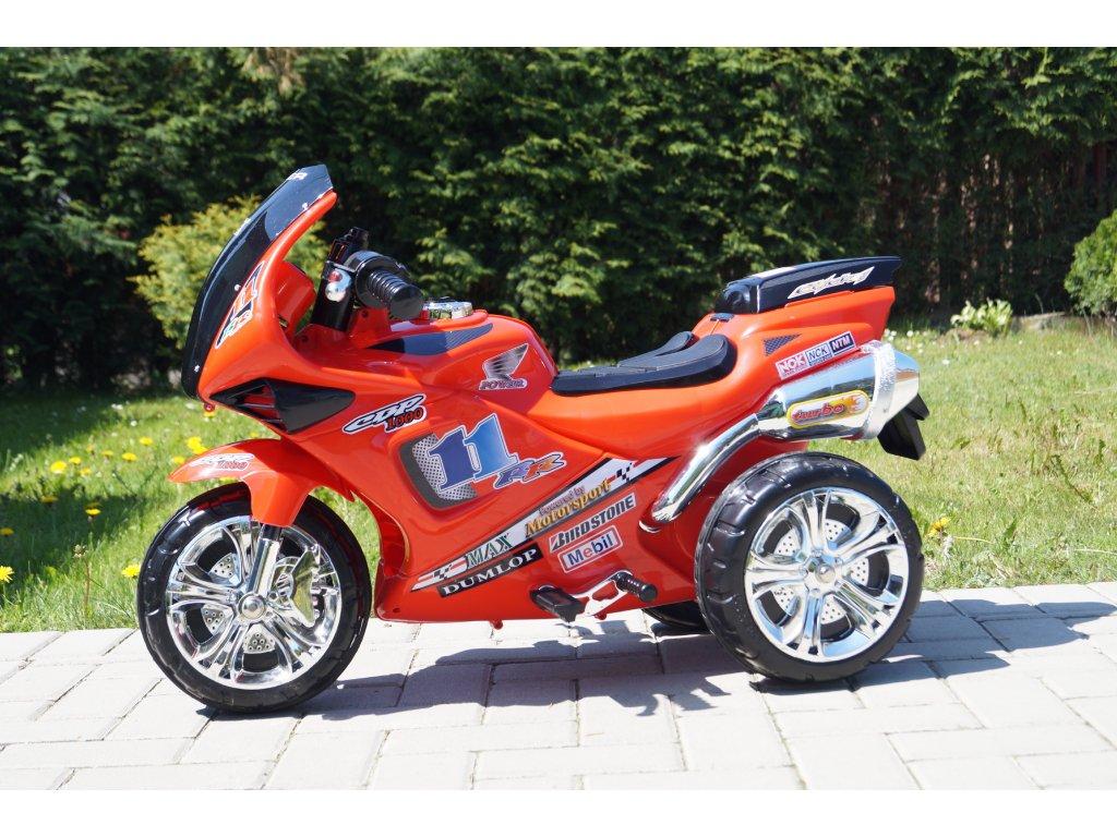 Elektrická motorka RR1000 malypretekar.sk