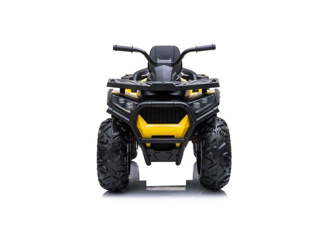Elektrická štvorkolka QUAD XMX607 malypretekar maly pretekar orava liesek LED svetlá 2x2 2x45 W EVa kolesa ekologicka koza sedadlo (42)
