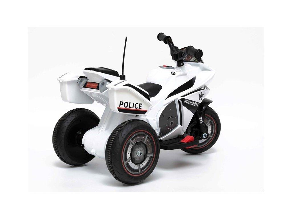 Elektrická policajná motorka GT911 POlice malypretekar.sk