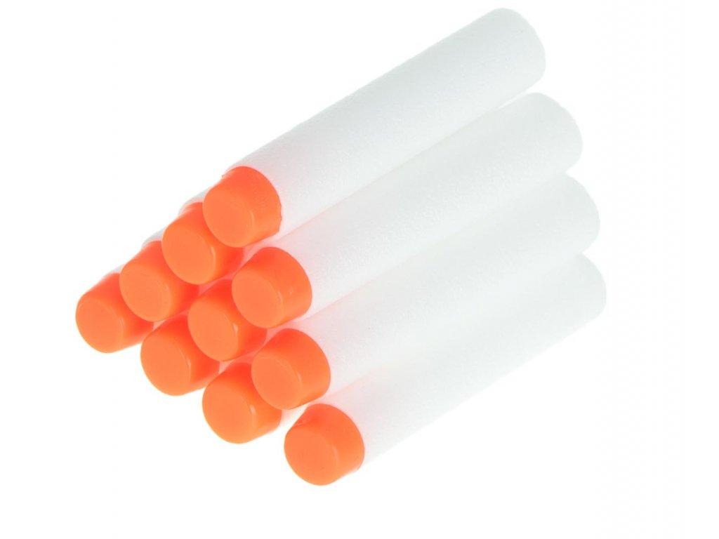 BLAZE STORM Svietiace penové náboje 50 ks malypretekar (1)