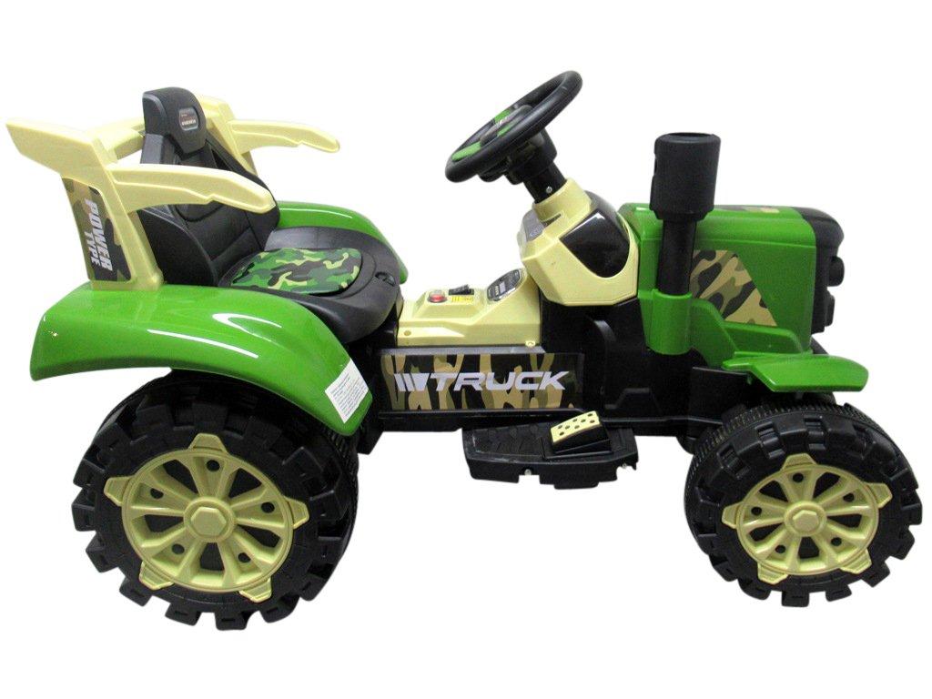 Elektrický traktor TRUCK C5 malypretekar 01