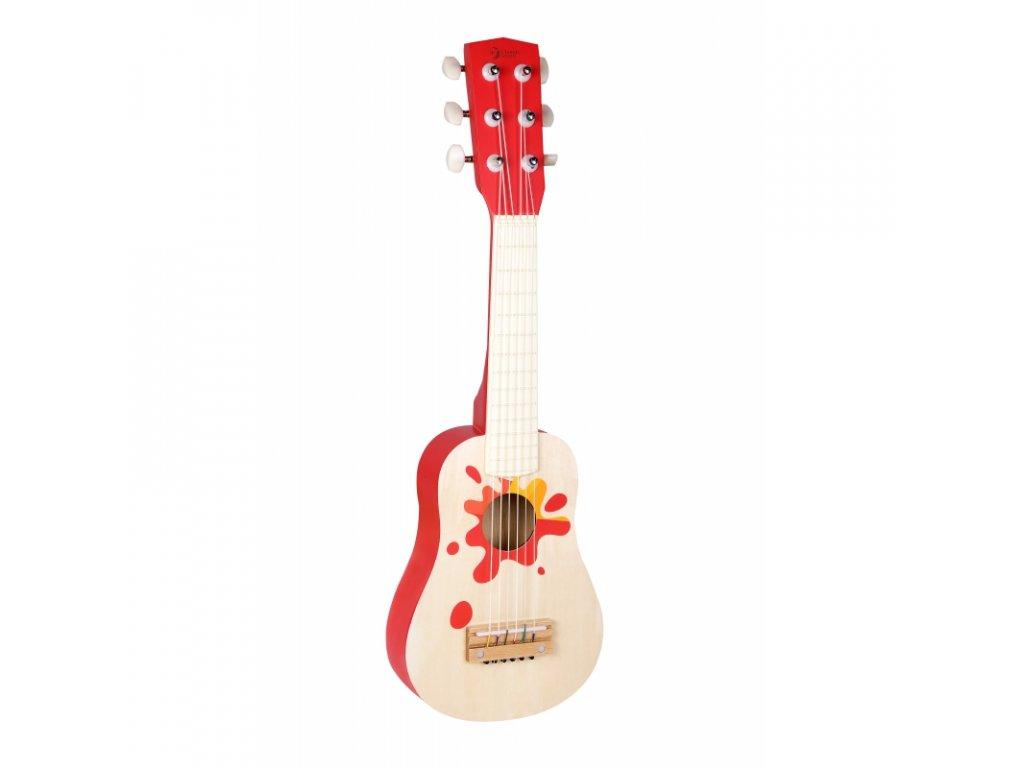 CLASSIC WORLD Drevená gitara STAR GITAR malypretekar (3)