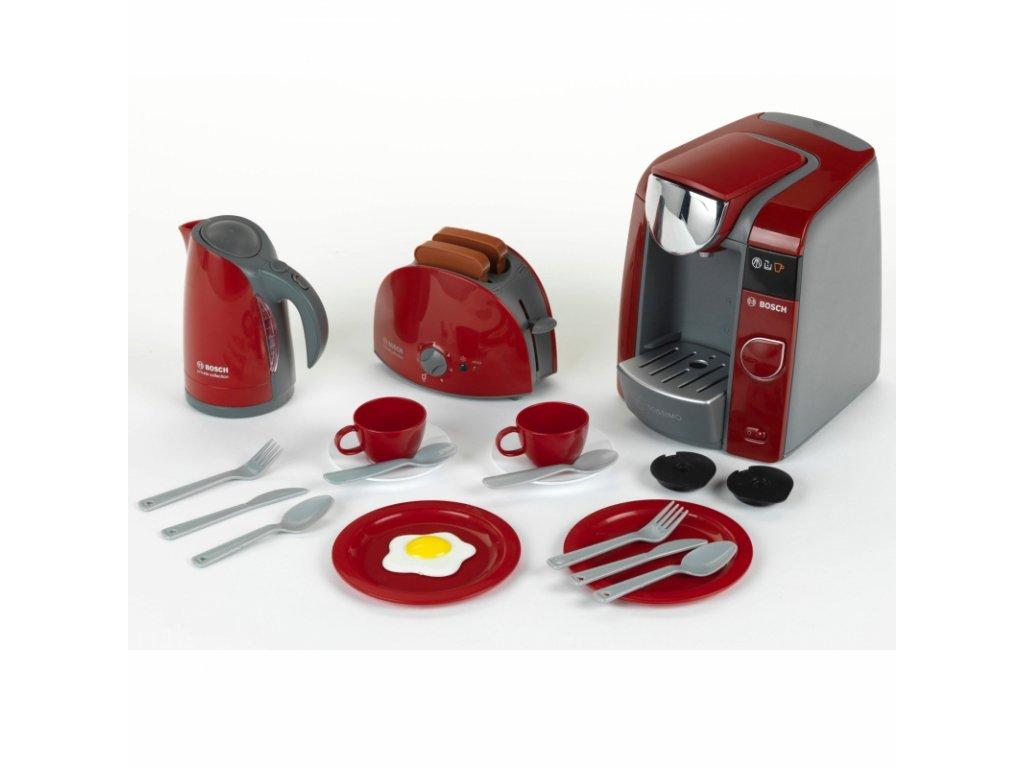 KLEIN Sada domácich spotrebičov Bosch Deluxe (2)