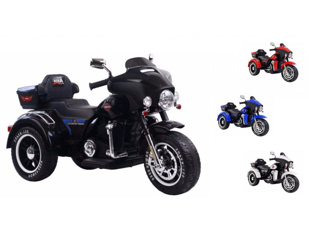 Elektrická motorka RS FAST ABM 01