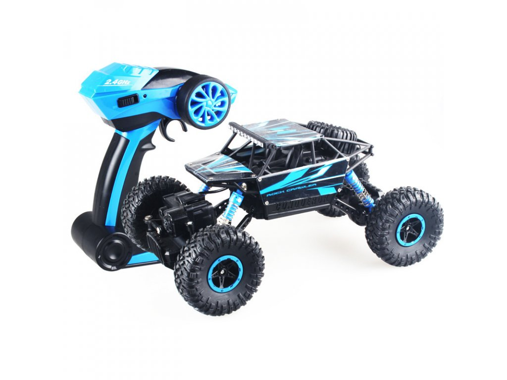RC Model ROCK CRAWLER HB 4x4 malypretekar (1)