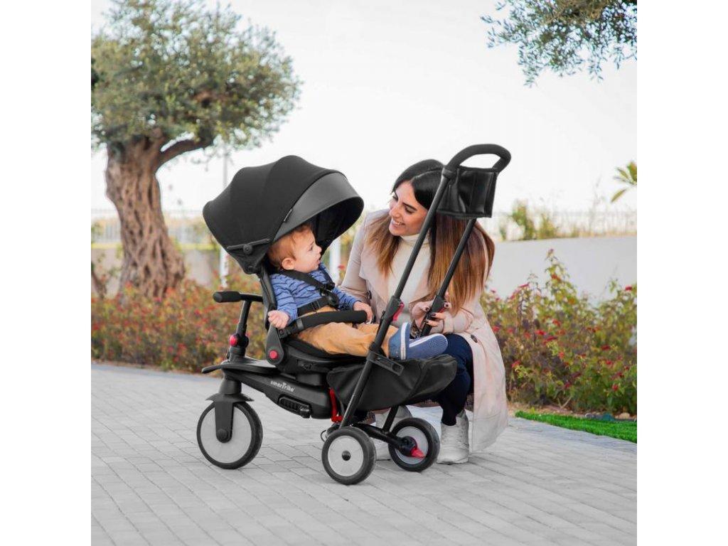 Športový kočík a trojkolka pre deti Smart Trike 8v1 (2)