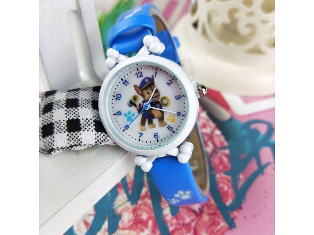 Detské náramkové hodinky PAW PATROL detské hodinky (2)