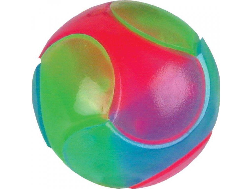 EMPIS Farebná svietiaca lopta SENZORY BALL