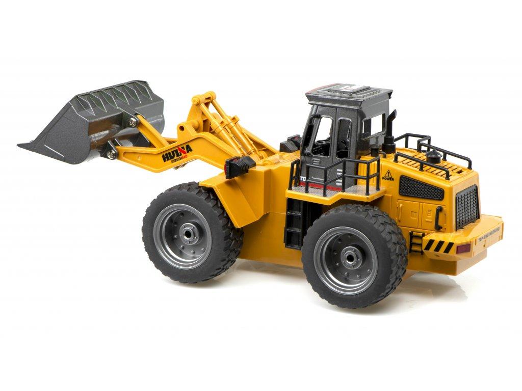 RC H Toys Buldozér 1520 118 malypretekar RC modely RC diaľkovo ovládateľné autá vozidla stavebne stroje hrackarstvo liesek orava (4)