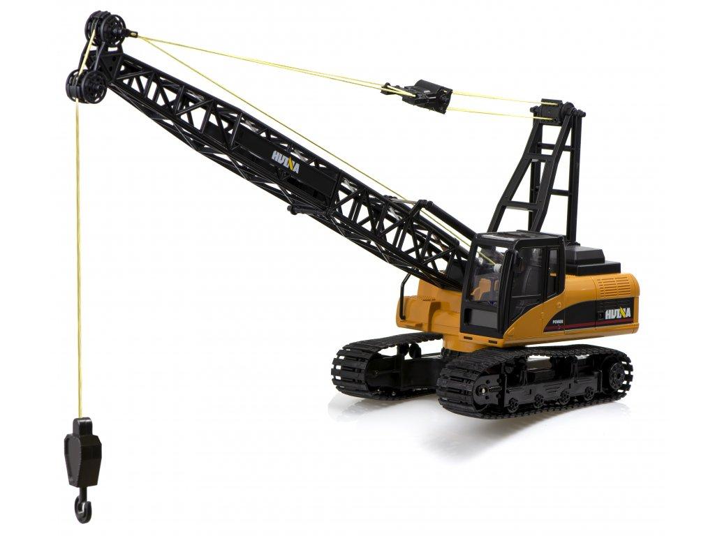 RC H Toys Pásový žeriav 1572 114 malypretekar RC modely RC žeriav RC vozidlá na diaľkové ovládanie orava hrackaren hracky (1)