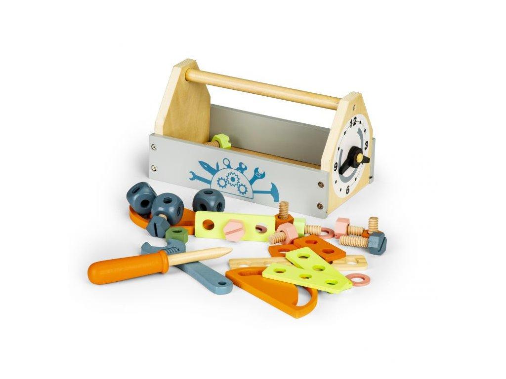 EcoToys Drevené detské náradie MIŠKO drevené náradie pre deti detské náradie pre deti náradie pre chlapca (3)