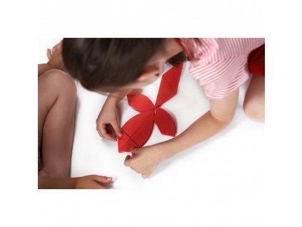 Penový Tangram Columbus EGG malypretekar penové hračky didakticke hracky hlavolamy rozvoj dieťaťa