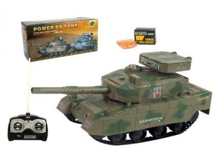 RC Tanky BB Fujigen malypretekar hračky hračkaren tank so strieľajúcimi guličkami (1)