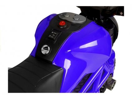 Elektrická motorka Harley malypretekar liesek hračky motorka pre deti na bateriu 01