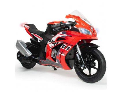 injusa motorka 24v nafukovacie kolesa 01