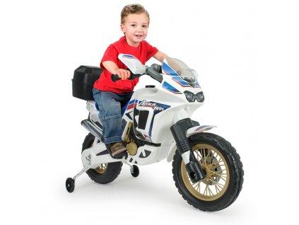 Elektrická motorka Honda Africa 6V Injusa Malypretekar nosnosť do 40 kg (1)