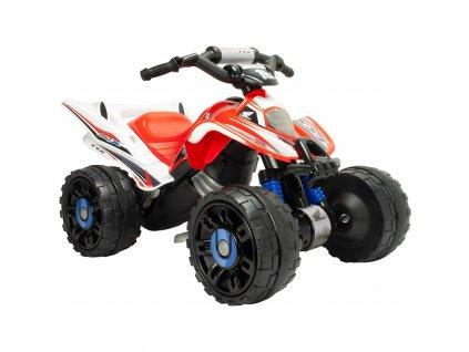 Injusa Elektrická štvorkolka Honda 12V malypretekar elektrické vozidlo nosnosť do 50 kg (6)