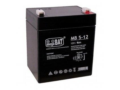 Batéria 12V 5Ah