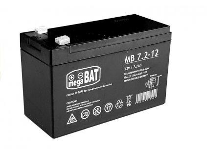 Batéria 12V 7.2AH