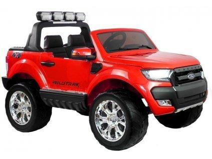 Ford Ranger Wildtrak 4x4 EVA červený