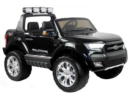 Elektrické auto Ford Ranger Wildtrak 4x4 Čierny Lak