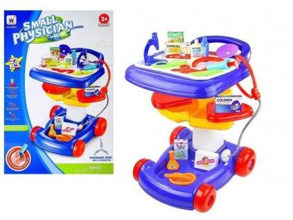 Sada Malého Lekára s praktickým vozíkom