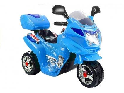 Elektrická motorka BAYO HC8051 Modrá