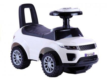 Odrážadlo Rover 613W Biele