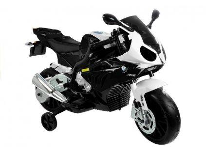 Elektrická motorka BMW S1000RR Čierna