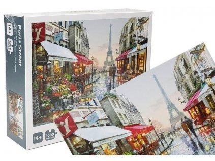 Puzzle Paris Street 1000 dielov