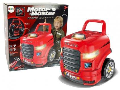 Sada náradia pre Mechanika - nákladné auto na demontáž