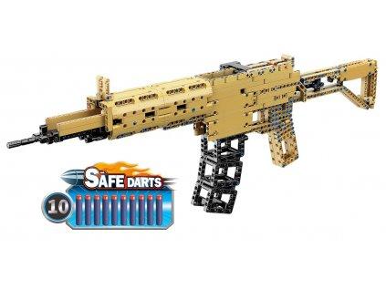Qman Model Power 6007 M416 Assault rifle