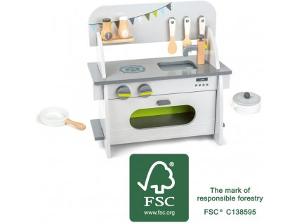 Small Foot Drevená kuchynka Compact