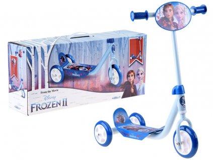 STAMP Detská trojkolesová kolobežka Frozen II malypretekar (1)