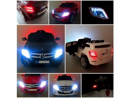 Elektrické auto SUV X1 malypretekar 02