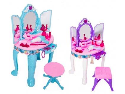 Detský toaletný stolík PARIS malypretekar (1)