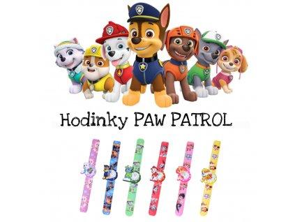 hodinky paw patrol