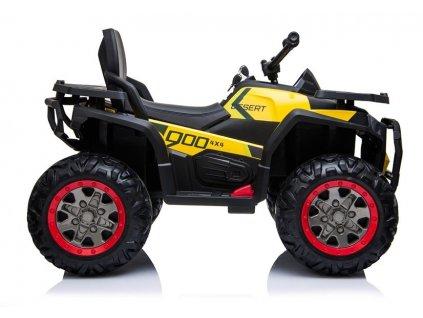 Elektrická štvorkolka QUAD DESERT XMX 4WD