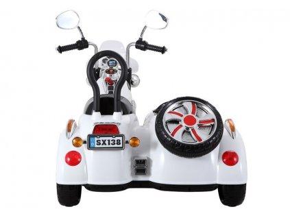 Elektrická motorka HARLEY 138 malypretekar malypretekar