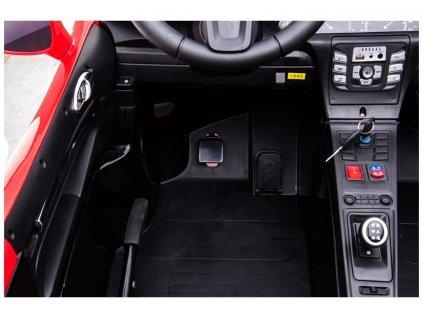 Elektrické auto MAXI YSY021A do 100 kg malypretekar.sk