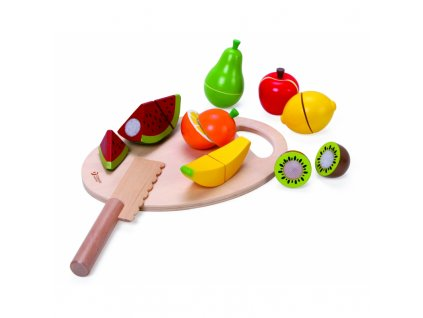 CLASSIC WORLD Drevená sada na krájanie ovocia malypretekar (2)