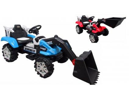 Elektrický traktor STRENGHT C4 malypretekar (1)