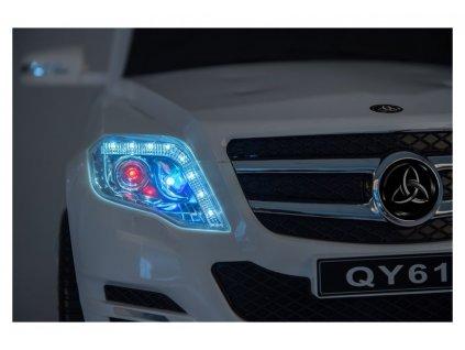 Elektrické auto Mercedes QY618 malypretekar 03