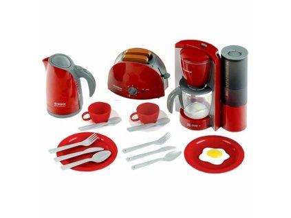 Klein Raňajková sadas kávovarom a hriankovačom Bosch malypretekar (2)