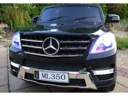 Elektrické auto Mercedes Benz ML350 01