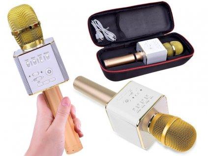 Bezdrôtový mikrofón s USB, BLUETOOTH