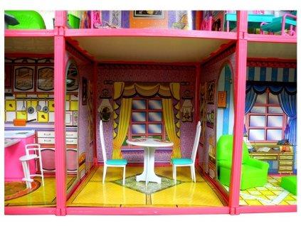 Domček pre bábiky ZOE (7)
