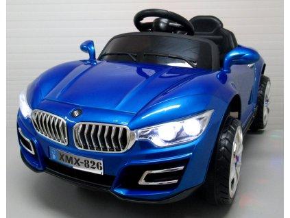 Elektrické auto Cabrio B16 malypretekar auto na batériu
