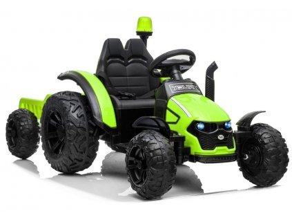 Elektrický traktor s vlečkou TRUCK 200 01