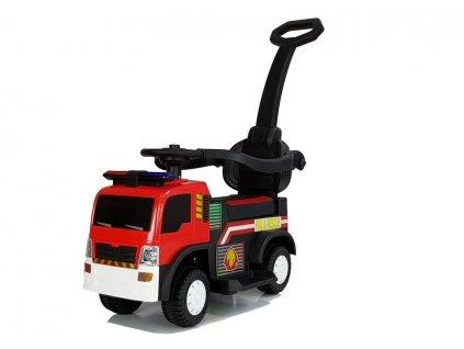Detské hasičské odrážadlo Hasič 4v1 (1)